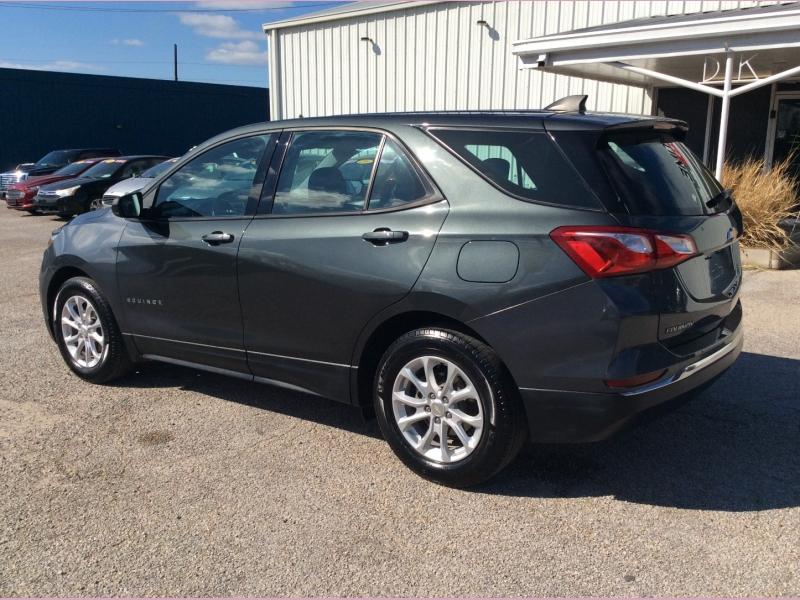 Chevrolet Equinox 2018 price 3500down