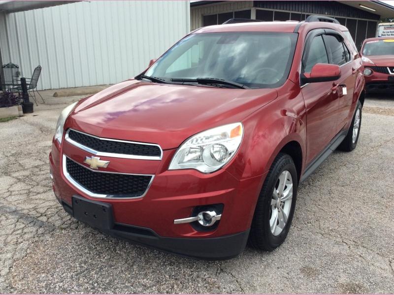 Chevrolet Equinox 2014 price 2700down