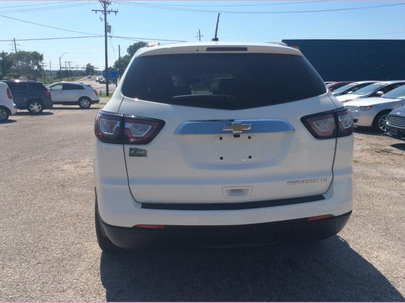 Chevrolet Traverse 2014 price 1900down