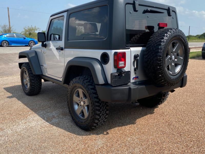 Jeep Wrangler 2010 price $16,900