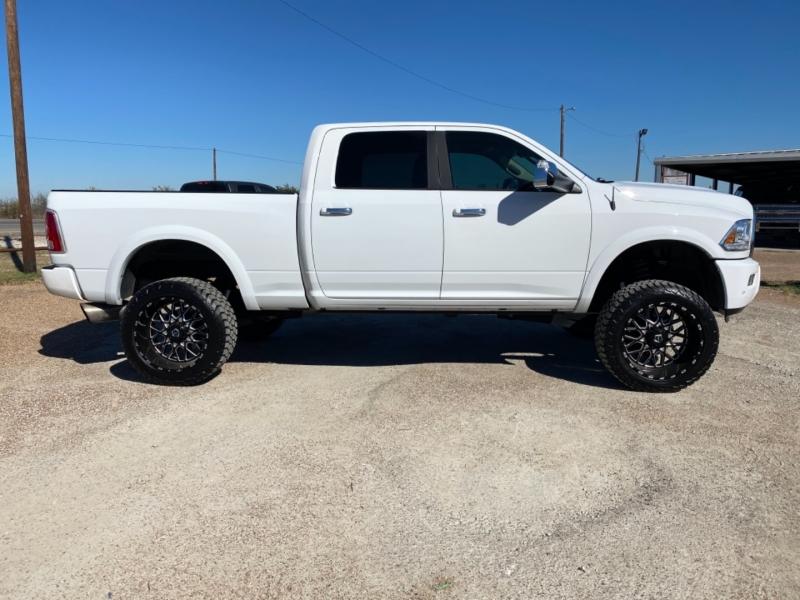 RAM 2500 2017 price $48,900