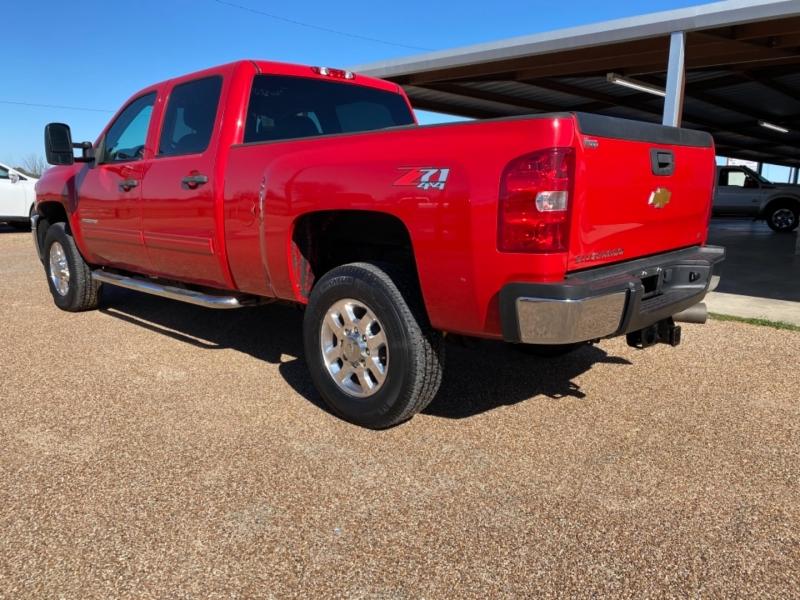 Chevrolet Silverado 2500HD 2012 price $25,900