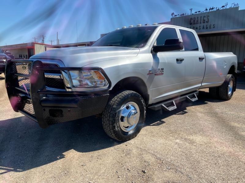RAM 3500 2018 price $52,900