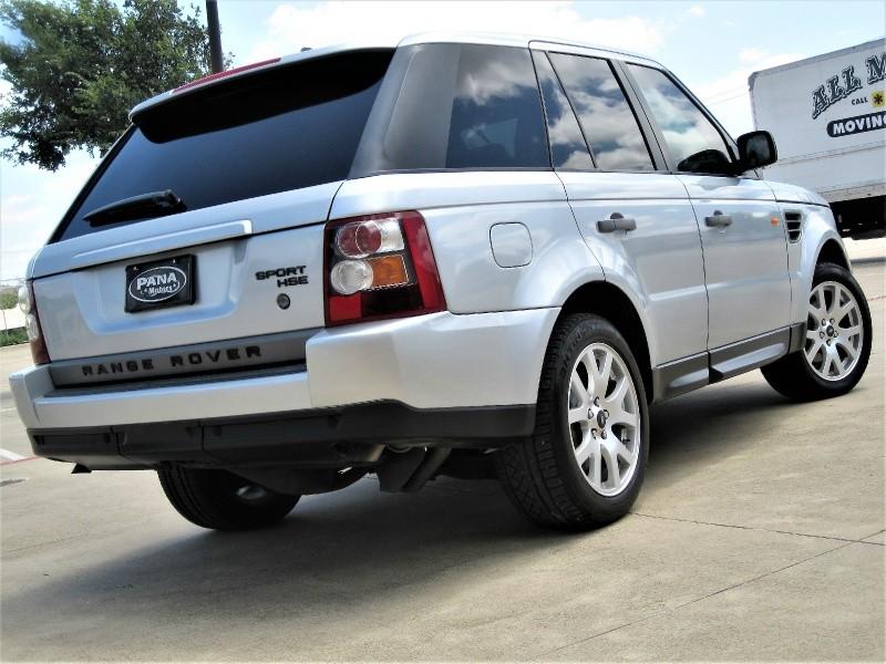 Land Rover Range Rover Sport 2008 price $11,499