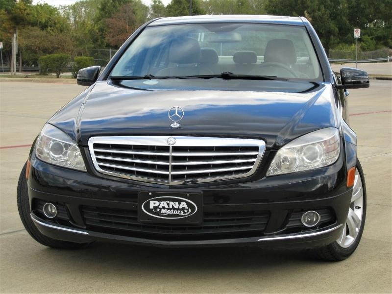 Mercedes-Benz C-Class 2010 price $9,999