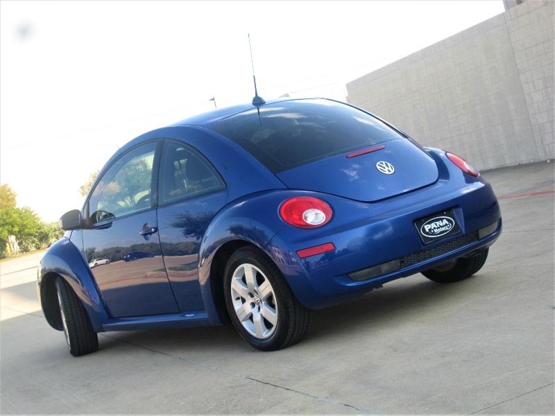 Volkswagen New Beetle Coupe 2007 price $6,999