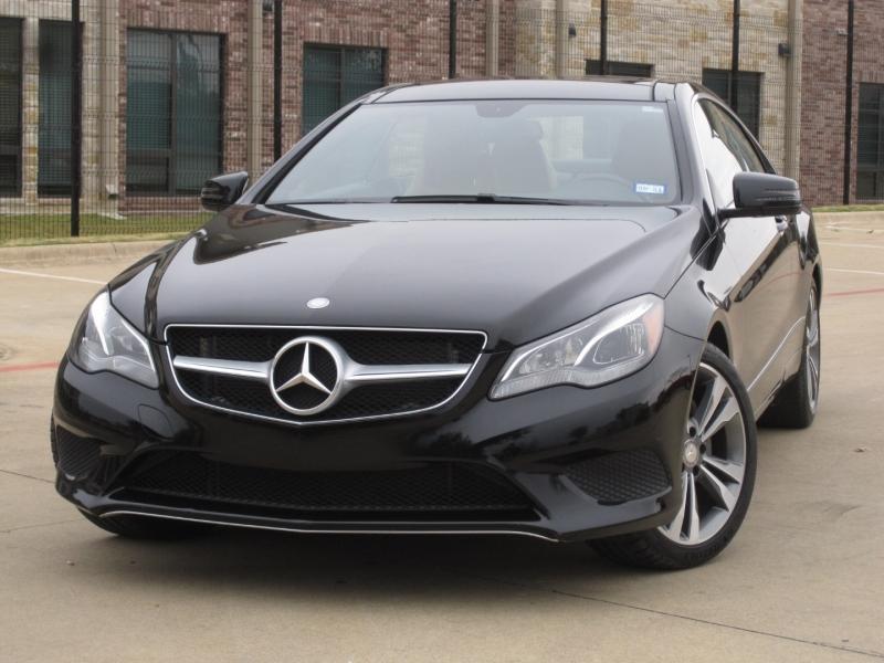 Mercedes-Benz E-Class 2015 price $23,999
