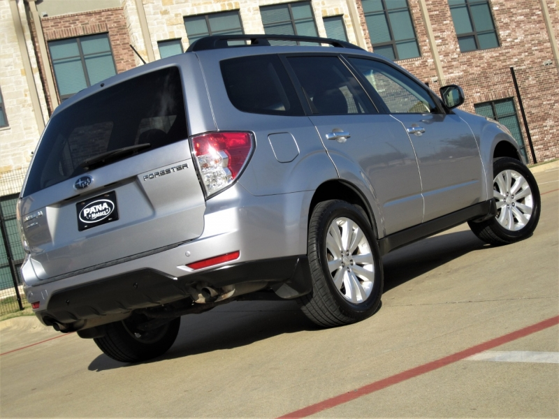 Subaru Forester 2012 price $9,999