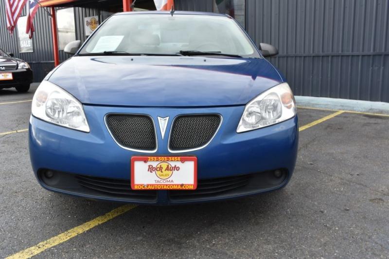 PONTIAC G6 2006 price $4,999
