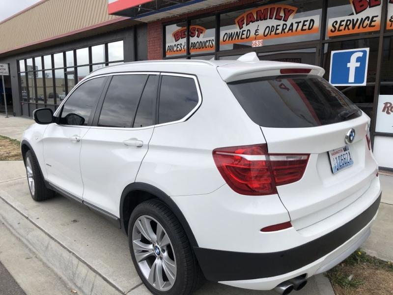 BMW X3 2012 price $13,495