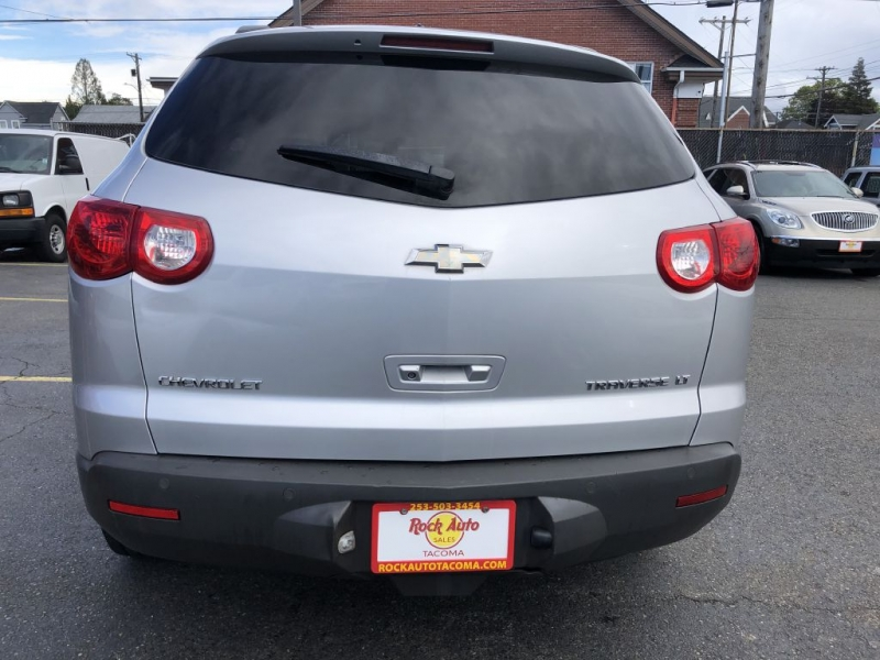CHEVROLET TRAVERSE 2009 price $8,495