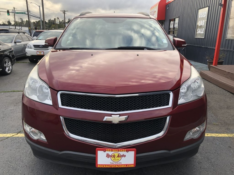 CHEVROLET TRAVERSE 2010 price $8,999