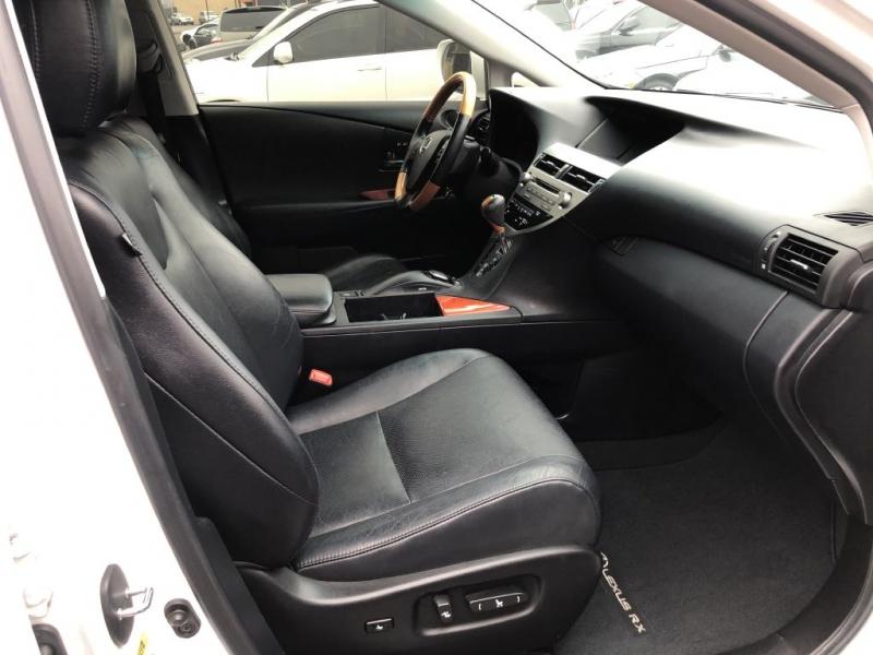 LEXUS RX 2011 price $13,999