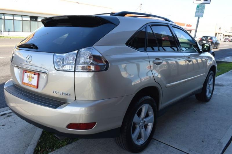 LEXUS RX 2007 price $10,495