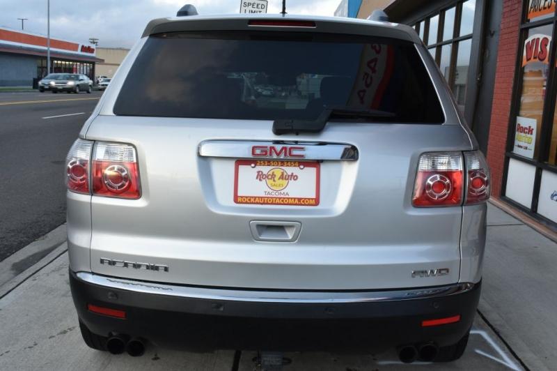 GMC ACADIA 2012 price $8,495