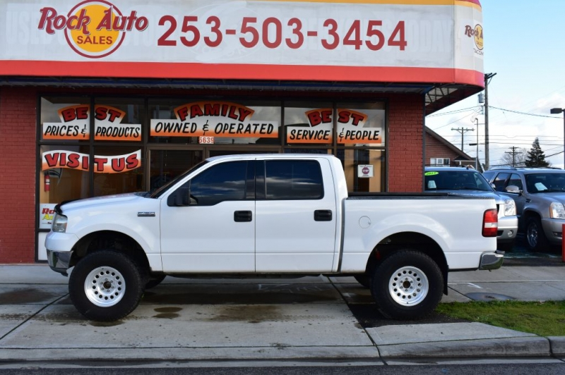 FORD F150 2004 price $6,999