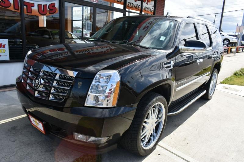 CADILLAC ESCALADE 2008 price $14,495