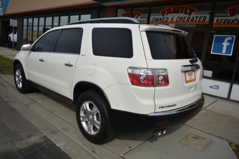 GMC ACADIA 2009 price $12,999