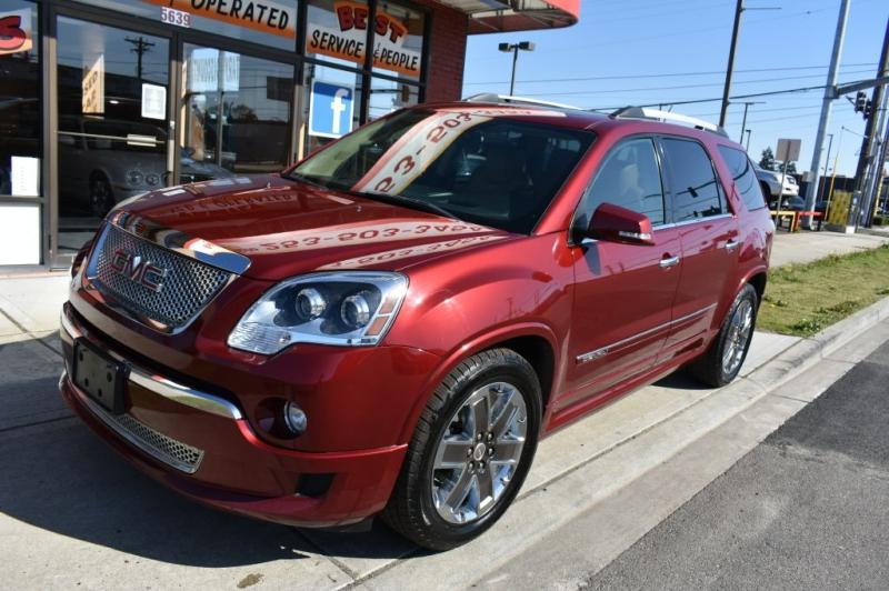 GMC ACADIA 2011 price $14,999