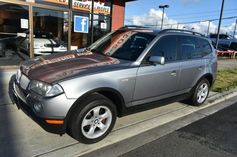 BMW X3 2008 price $8,989
