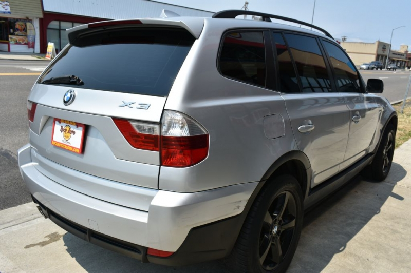 BMW X3 2007 price $8,999