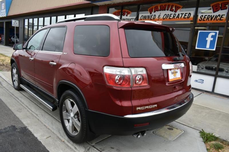 GMC ACADIA 2009 price $11,495