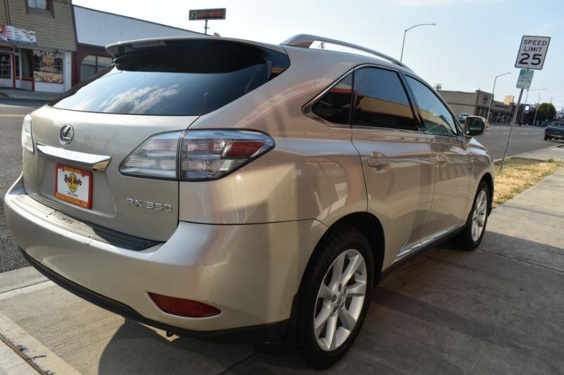 LEXUS RX 2012 price $18,495