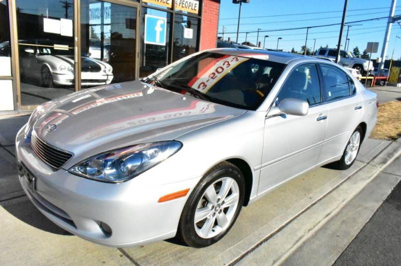 LEXUS ES 2006 price $8,999