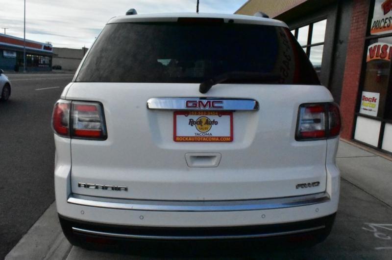 GMC ACADIA 2014 price $16,999