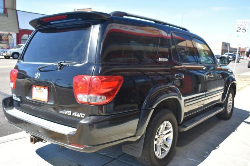 TOYOTA SEQUOIA 2005 price $15,999