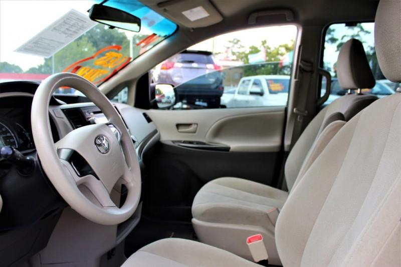 Toyota Sienna 2014 price Call