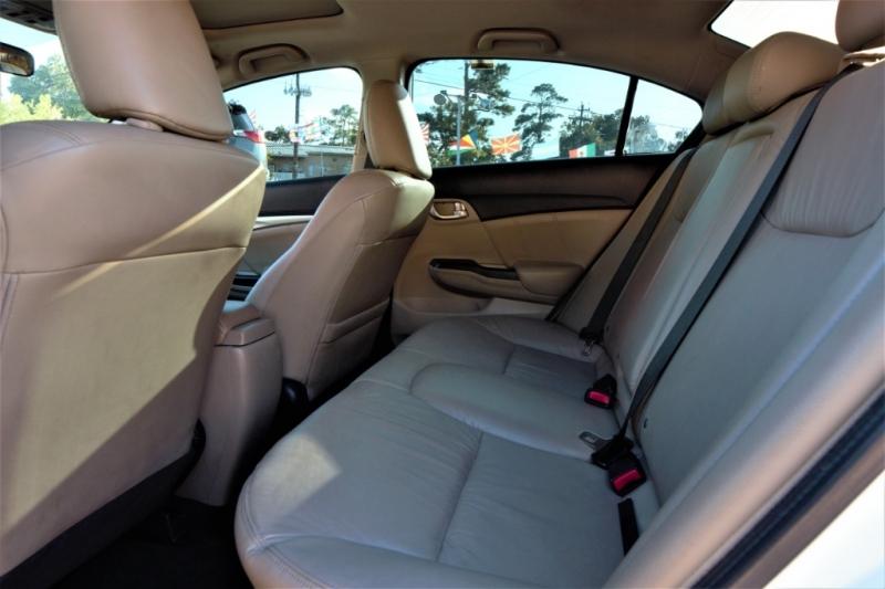 Honda Civic Sdn 2013 price Call