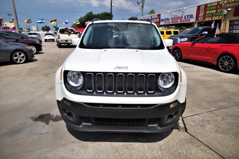 Jeep Renegade 2016 price Call