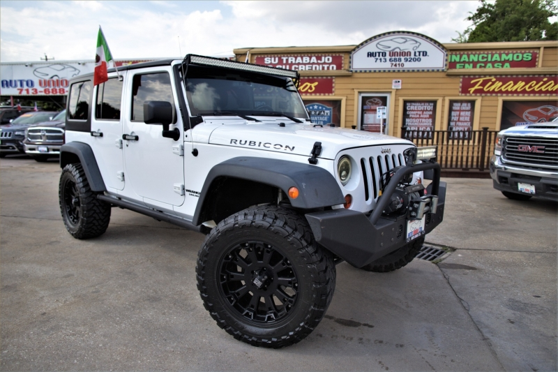 Jeep Wrangler Unlimited 2013 price Call