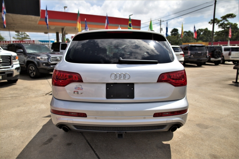Audi Q7 2011 price Call