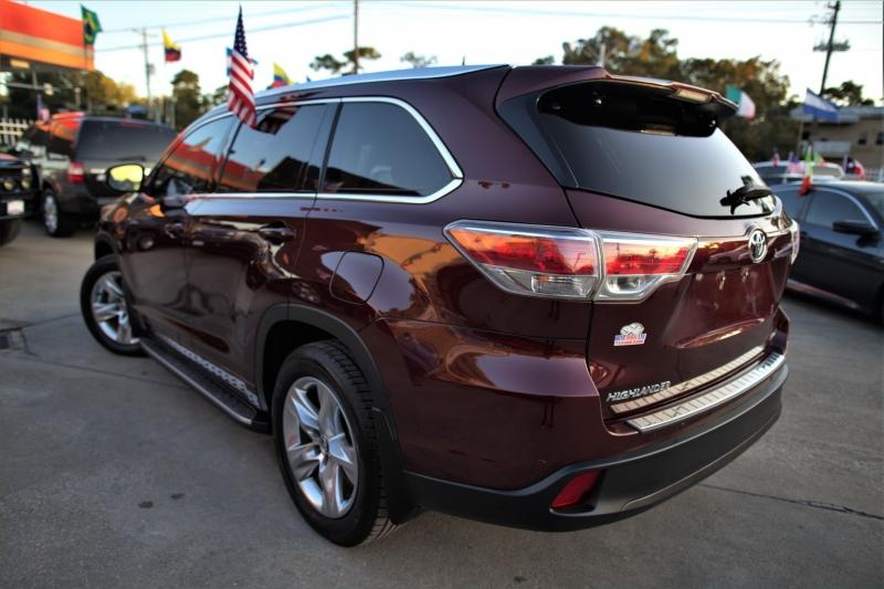 Toyota Highlander 2016 price Call