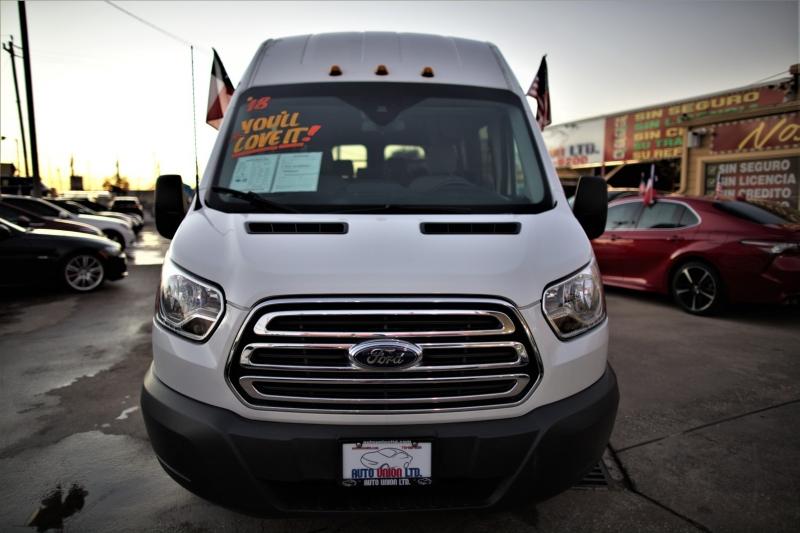 Ford Transit Passenger Wagon 2018 price Call