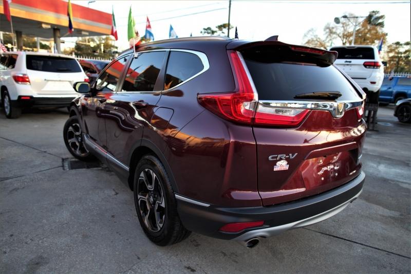 Honda CR-V 2018 price Call