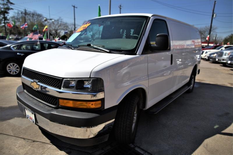 Chevrolet Express Cargo Van 2018 price Call
