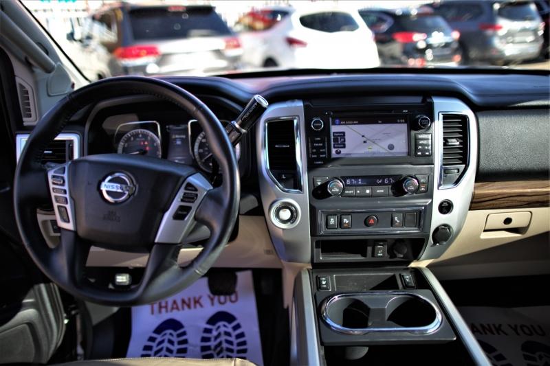 Nissan Titan 2017 price Call