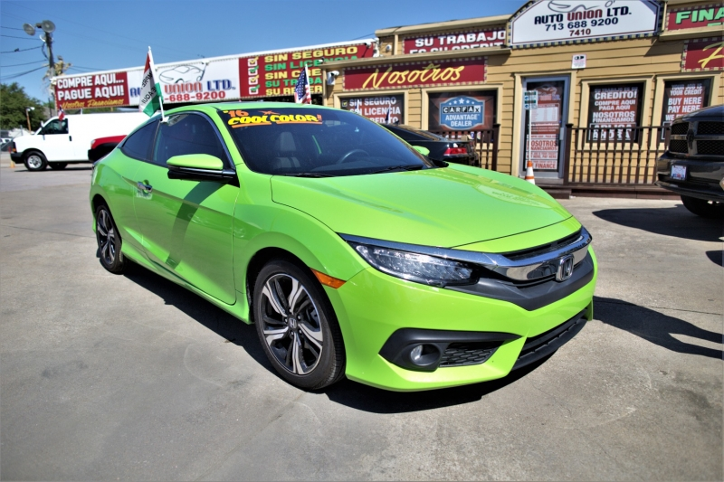 Honda Civic Coupe 2016 price Call