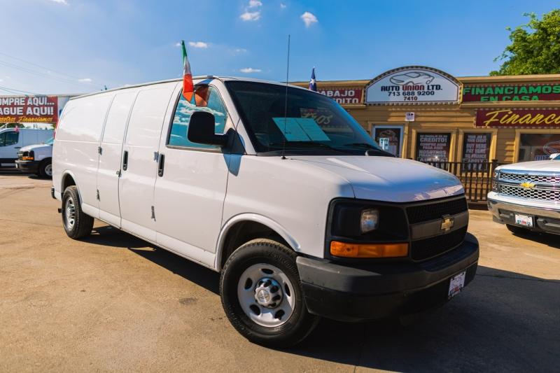 Chevrolet Express Cargo Van 2015 price Call