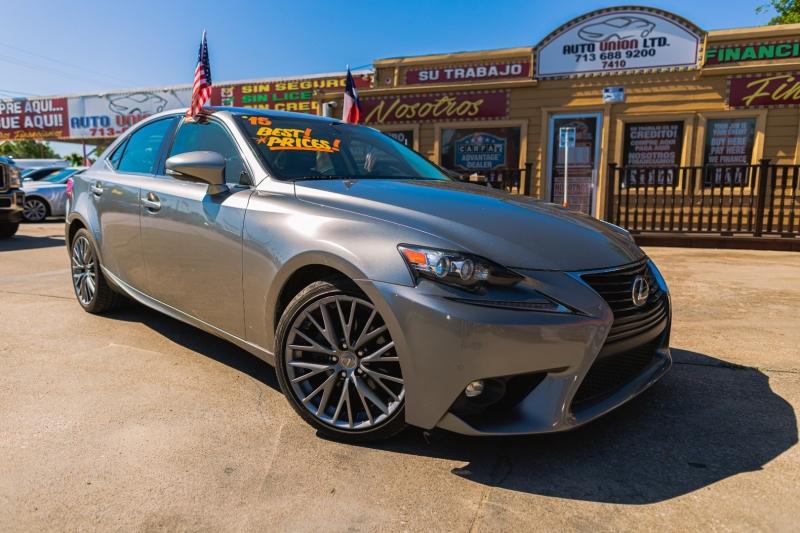 Lexus IS 250 2015 price Call