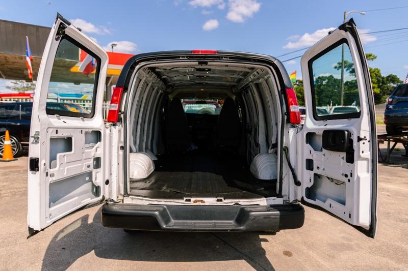 Chevrolet Express Cargo Van 2020 price Call