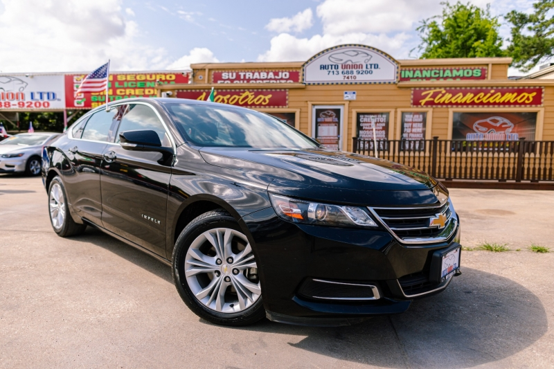 Chevrolet Impala 2015 price Call