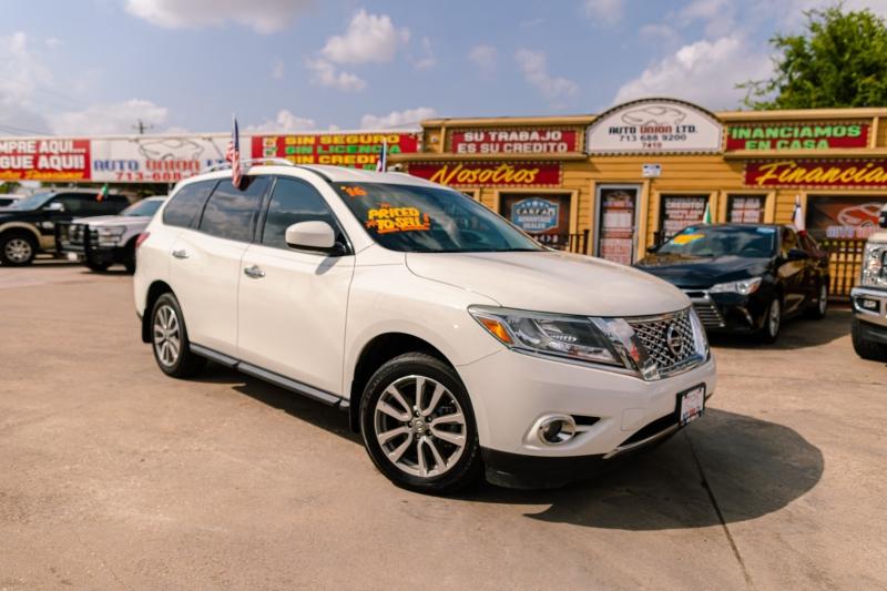 Nissan Pathfinder 2016 price Call