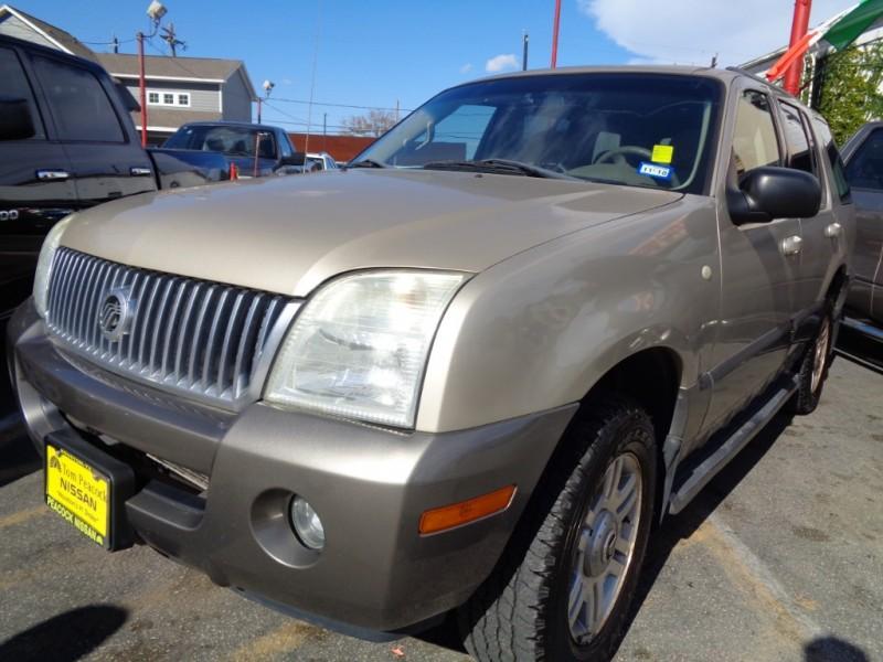 Mercury Mountaineer 2004 price $2,495
