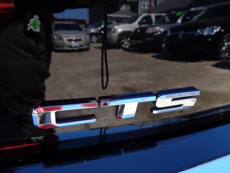 Cadillac CTS Sedan 2010 price $6,495