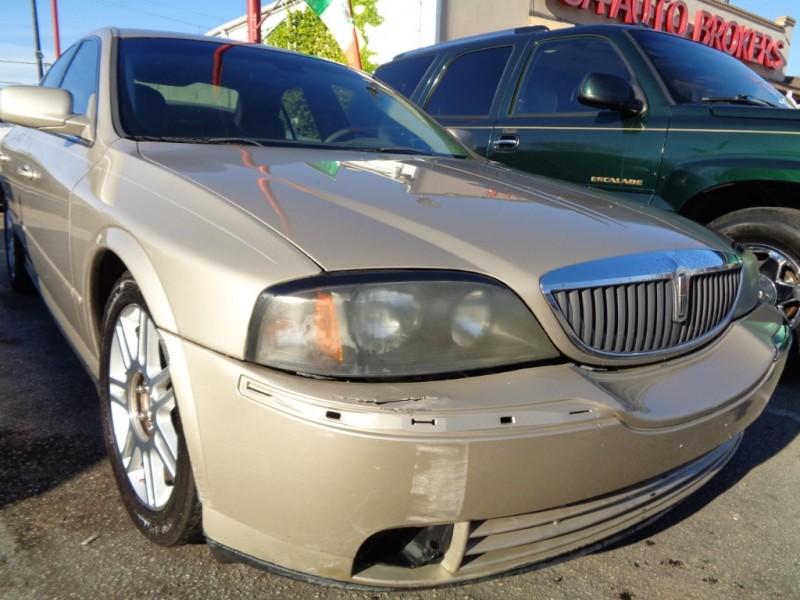 Lincoln LS 2004 price $3,495