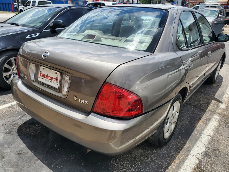 Nissan Sentra 2006 price $3,295